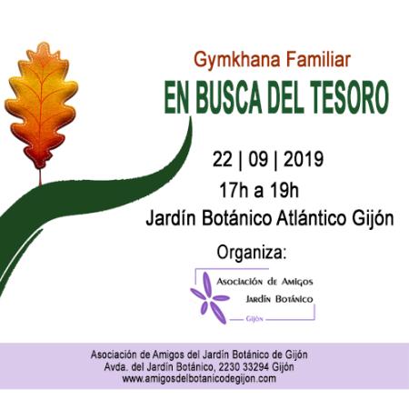 Gymkhana equinocio otoño 2019
