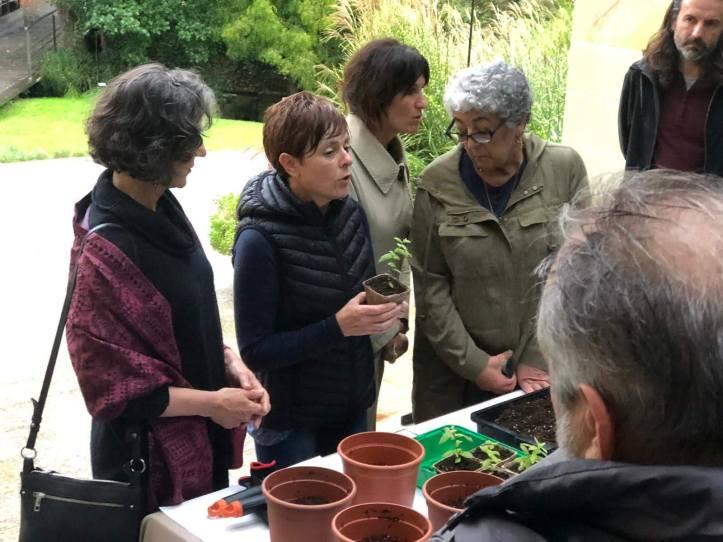 002-Visita al JBAG de las Premio Princesa de Asturias