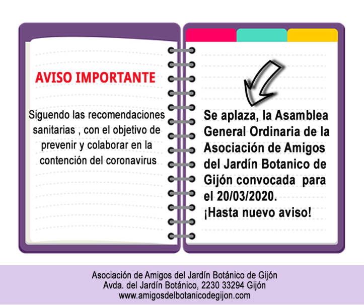 Se-aplaza-asamblea-ordinaria-20-03-2020